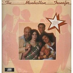 Manhattan Transfer The - Coming Out (Lp 1976)