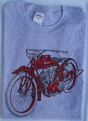 1919 Indian Motorcycle Power Plus T-Shirt Size L