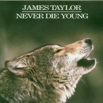 Taylor James - Never Die Young (Lp 1988)