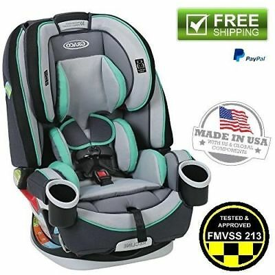 Graco 4ever All-in-One Vehicle Convertible Toddler Infant Car Seat BASIN