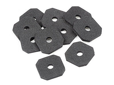 HPI Body Mount Pad (10Pcs) - 6502