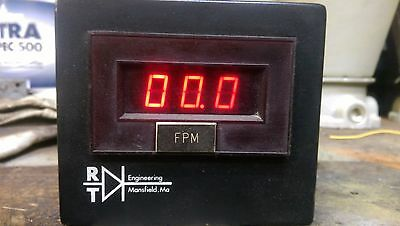 RT Engineering Digital Meter DPM-31