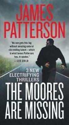 NEW The Moores Are Missing By James Patterson Paperback Free Shipping