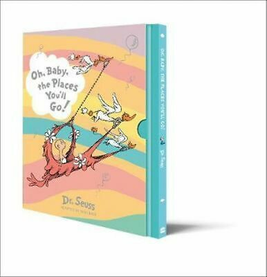 NEW Oh, Baby, The Places You'll Go! By Dr Seuss Hardcover Free Shipping