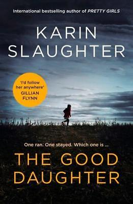NEW The Good Daughter By Karin Slaughter Paperback Free Shipping