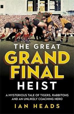 NEW The Great Grand Final Heist By Ian Heads Paperback Free Shipping