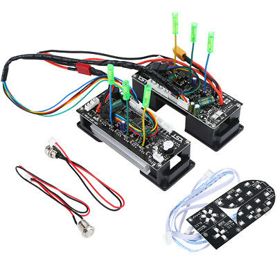 Self Balance Scooter Circuit Board Double Motherboard Support Bluetooth Music GW