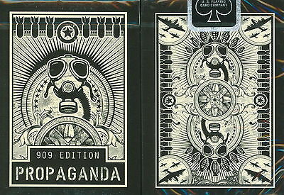 USPCC Propaganda Playing Cards - not Bicycle - Limited Edition - SEALED