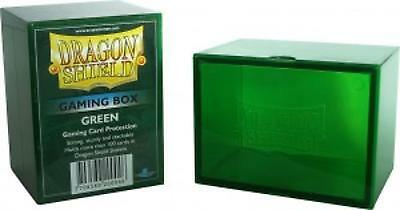 Dragon Shield - Gaming Box  - Green/Grün - OVP