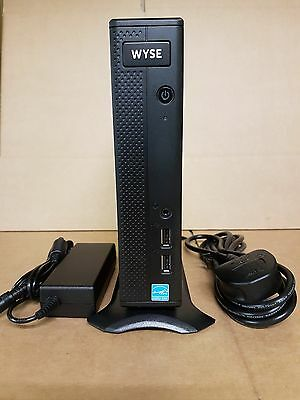 Dell Wyse Z90Q10 Thin Client + Psu + Stand ( 32Gbf / 8Gbr / Win 10 ) 2017 Model