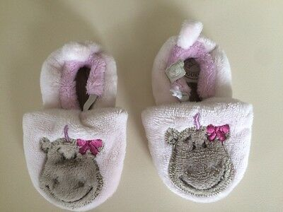 Chausson Fille Taille (0/3 Mois) Noukie's