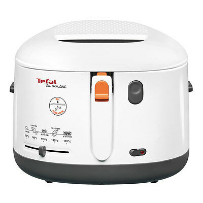Tefal FF 1631 Fritteuse One Filtra Thermostat Clean-Oil-System 1900W