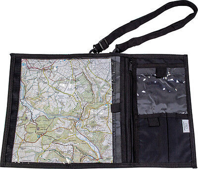 WATERPROOF MAP CASE for military hiking pouch bag reading B