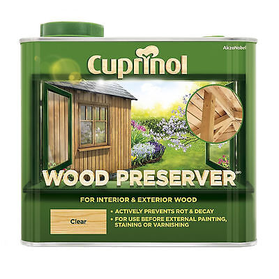 Everbuild lumberjack wood treatment preserver triple action 5l ljun05 picclick uk Cuprinol exterior wood preserver clear