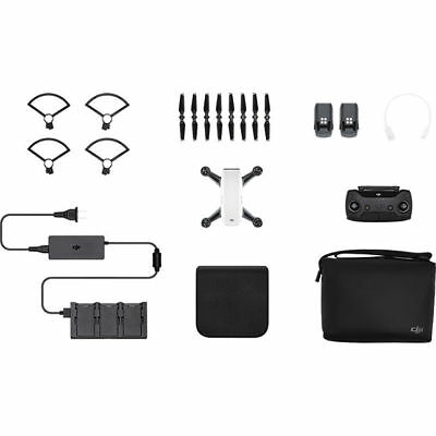 DJI Spark Fly More Combo Alpine White