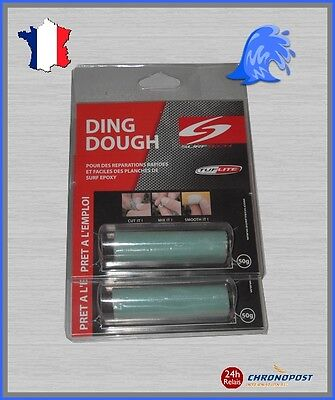 Lot 2 tubes PATE MASTIC EPOXY DING DOUGH SURF KITE