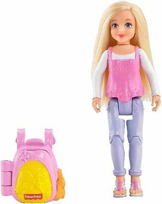 Fisher Price Loving Family Sister Figure