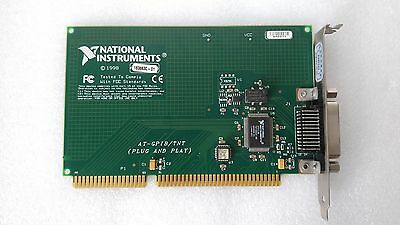 NATIONAL INSTRUMENTS, Used / 183663C-01 // AT-GPIB/TNT GP-IB Card, Plug and Play