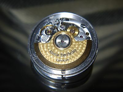 PIGUET 9640 Automatic Watch Movement 19 Jewels Seconds Calendar Power Reserve