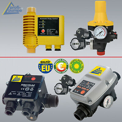 Automatic Pressure Switch Pump Controller Flow Control Water Booster Electric