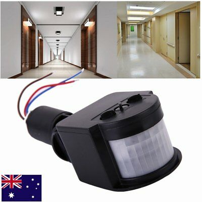 Outdoor 12M PIR12V/PIR85-265V Security PIR Infrared Motion Sensor Detector  HoTF