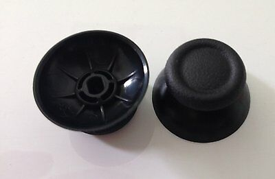 2 x Replacement PS4 Controller Analog Thumbsticks Thumb Grip Cap For DualShock 4
