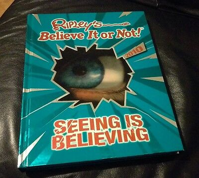 Ripley's Believe it or Not 2010 by Robert Le Roy Ripley (Hardback, 2009)
