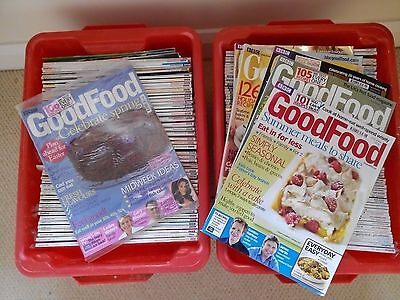 BBC GOOD FOOD MAGAZINES (approx 115 copies) Cost £350 new