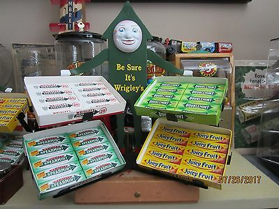 Wrigley Gum Display