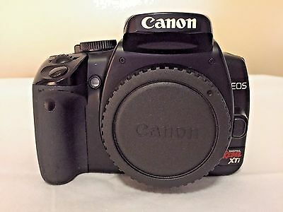 CANON REBEL XTi  EOS PARTS REPAIR AS IS