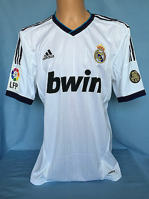 Real Madrid match worn Xabi Alonso Shirt Maglia Camiseta Trikot Maillot