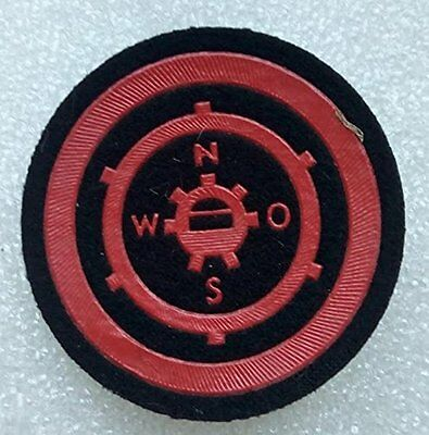 Specialist in navigational aids Patch USSR Soviet Russian NAVY Army