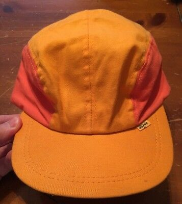 Vintage Levi's Orang Stretch Hat