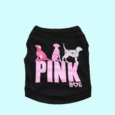 Dog Hoodie Cat Vest Puppy Coat Pet Clothes For Chihuahua Teacup
