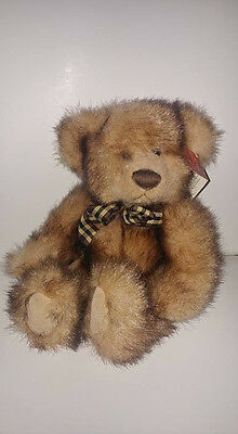 RUSS Bears from the Past, Madison. New with tags, collectible bear