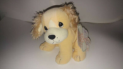 Precious Moments, Tender Tails STRAY PAWS cocker spaniel - new with tags