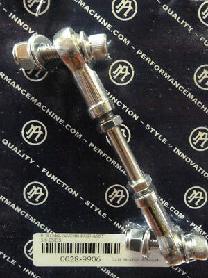 "PM Brake Rod Anchor 6"" 3/8"" Rod Ends"