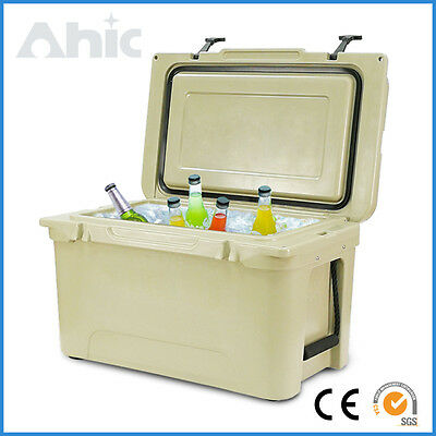 45L Ice Box Ahic Cool-Ice 45Litre Cooler Icebox Fish Picnic Large
