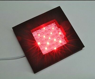 Infrared Therapy Pad with 880nm and 640-650 Red LED's