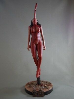 Cannibal Holocaust Assembled Prepainted Resin Cast 1/6 Scale Statue by Newline