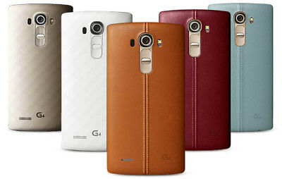 LG G4 H810 AT&T - 3GB RAM/32GB - 4G LTE GSM Phone Unlocked 16MP Hexa-core UK