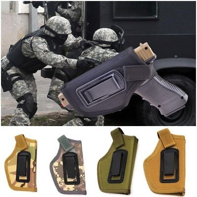 5 Colors Outdoor Inside Waistband Concealed Gun Holster  Subcompact Pistols