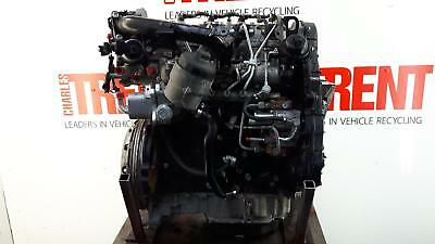2008 VAUXHALL MERIVA Z17DTH 1686cc Diesel Manual Engine with Pump Injector Turbo