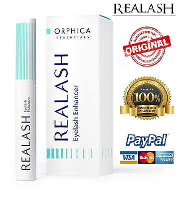 Realash – Eyelash Enhancer – 3 ml Conditioner eyelash serum for eyelashes long