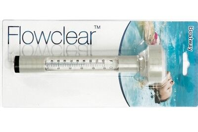 Bestway Poolthermometer Pool Wasserthermometer Schwimmbad Thermometer