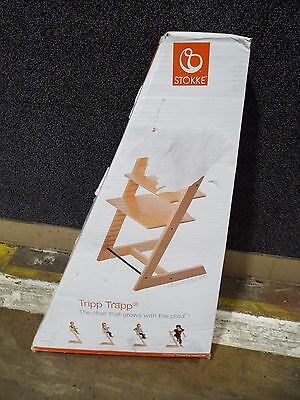STOKKE Tripp Trapp High Chair in White
