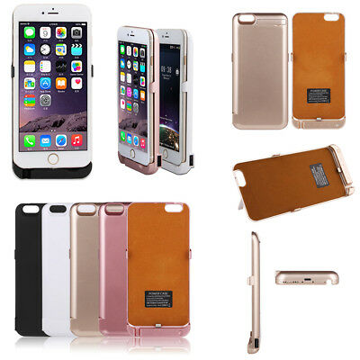 10000mah Rechargeable Battery Power Bank Cover Case for iphone6 plus/6s plus