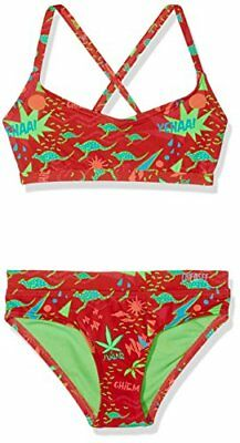 "Chiemsee - bikini da ragazza ""Eandra"", Bambina, Eandra Junior, Mini Retro Re"