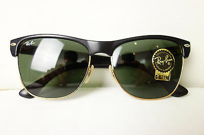 Ray Ban - Black Clubmaster Gold Oversized Sunglasses Mens Womens RB4175 877  3N a4cab973ffd8