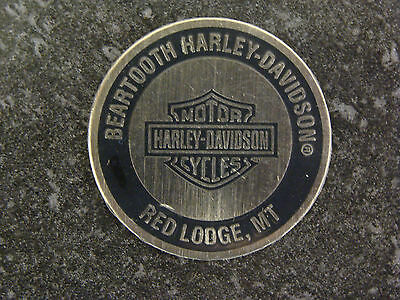 Harley-Davidson® Dealer Dip Dots in Sets of 5 from Red Lodge, Montana